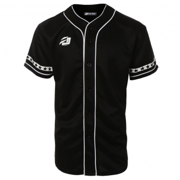 Button Down Baseball Jersey